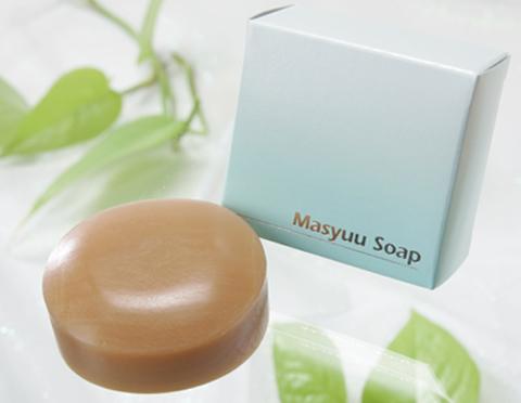 マシュウソープ,Masyuu Soap,デオドラント,臭い,消臭,ニキビ,汗,わきが,加齢臭